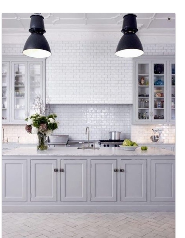 vita köksmöbler : Kök Klassisk Klassiskt vitt vita badrum ...
